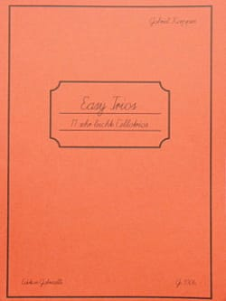 Gabriel Koeppen - Easy Trios - Partition - di-arezzo.fr