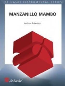 Manzanillo mambo Andrew Robertson Partition laflutedepan