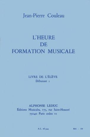 Jean-Pierre Couleau - L'heure de FM – Déb. 1 - Elève - Partition - di-arezzo.fr