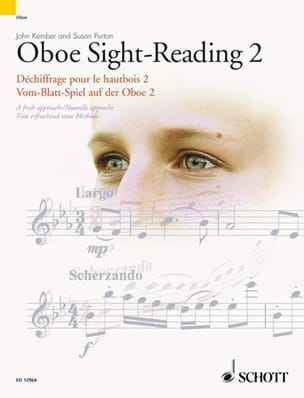 Oboe Sight Reading - 2 - Kember John / Purton Susan - laflutedepan.com