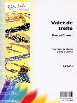 Pascal Proust - Valet of clover - Sheet Music - di-arezzo.co.uk