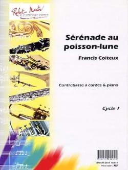 Francis Coiteux - Sérénade au Poisson-Lune - Partition - di-arezzo.fr