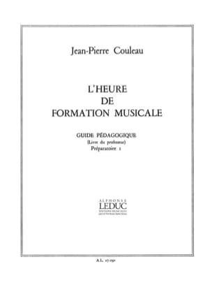 L'heure de FM - Prép. 1 - Prof Jean-Pierre Couleau laflutedepan