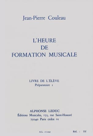 Jean-Pierre Couleau - FM Time - Prep. 1 - Student - Sheet Music - di-arezzo.com