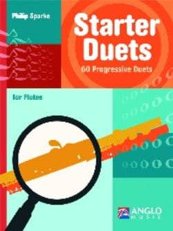 Philip Sparke - Starter Duets For Flutes - Sheet Music - di-arezzo.com