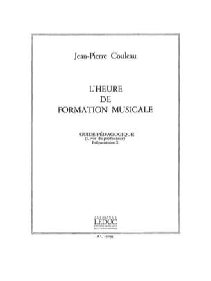 L'heure de FM - Prép. 2 - Prof Jean-Pierre Couleau laflutedepan