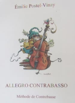 Emilie Postel-Vinay - Allegro Contrabasso - Sheet Music - di-arezzo.co.uk