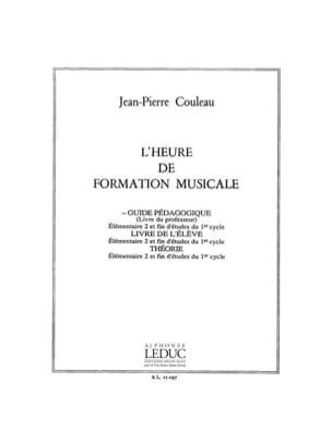 l' Heure de FM - Elém. 2 - Prof Jean-Pierre Couleau laflutedepan