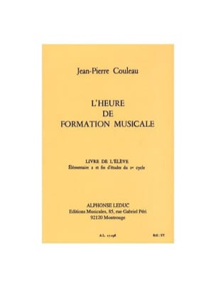 Jean-Pierre Couleau - Time of FM - Elém. 2 - Student - Sheet Music - di-arezzo.co.uk
