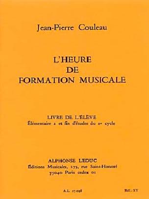 Jean-Pierre Couleau - l' Heure de FM – Elém. 2 - Elève - Partition - di-arezzo.fr