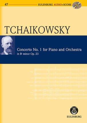 Piotr Illitch Tchaïkovski - Concerto N°1 Opus 23 En Sib Mineur - Partition - di-arezzo.fr