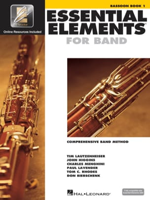 - Essential Elements Vol 1 - Bassoon - Sheet Music - di-arezzo.com