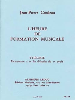 Jean-Pierre Couleau - The time of FM - Theory - Elém. 2 - Sheet Music - di-arezzo.co.uk