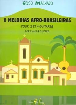 6 Melodias Afro-Brasileiras Celso Machado Partition laflutedepan