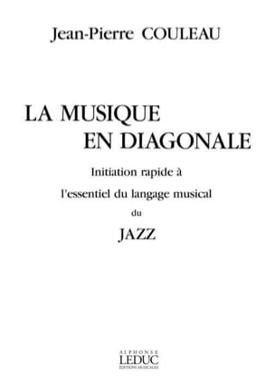 Jean-Pierre Couleau - Diagonal Music - Sheet Music - di-arezzo.com