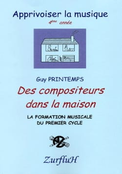 Guy Printemps - Composers In The House - Partition - di-arezzo.com