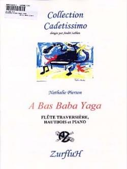 Nathalie Pierson - A Baba Yaga stockings - Sheet Music - di-arezzo.com