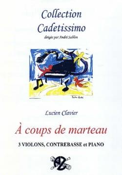 A coups de marteau - Conducteur + parties - laflutedepan.com