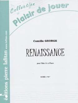 Camille George - Renaissance - Partition - di-arezzo.fr