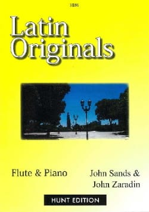 Latin Originals John & Zaradin John Sands Partition laflutedepan