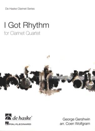 I Got Rythm -Clarinet Quartet laflutedepan