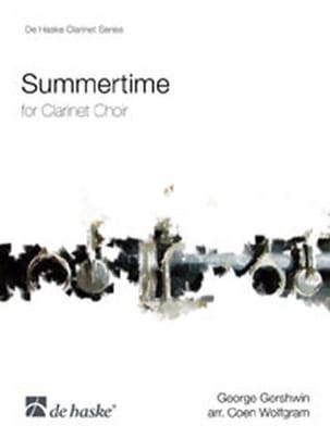 Summertime - Clarinet Choir - laflutedepan.com