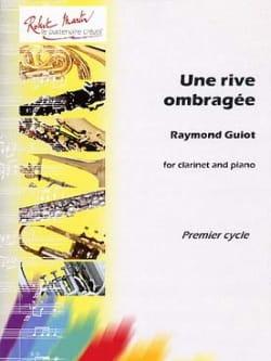 Raymond Guiot - A shaded shore - Sheet Music - di-arezzo.com