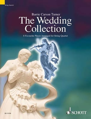 Carson Turner Barrie - The Wedding Collection Quartet - Sheet Music - di-arezzo.co.uk