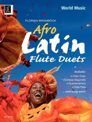 Florian Bramböck - Afro Latin Flute Duets - Partition - di-arezzo.fr