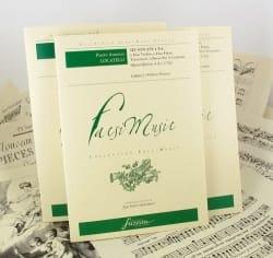 6 Sonate a tre - Opera quinta (1736) - laflutedepan.com