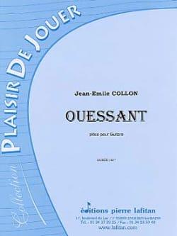 Ouessant - Jean-Emile Collon - Partition - laflutedepan.com