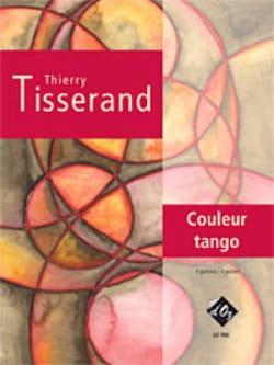 Couleur Tango - Thierry Tisserand - Partition - laflutedepan.com