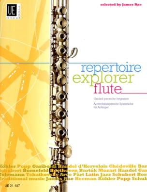 - Repertoire Explorer Flute - Partition - di-arezzo.fr