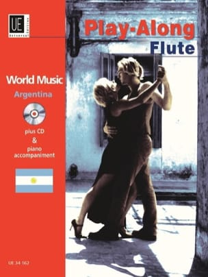 Diego Collati - World Music - Argentina – Flute Piano - Partition - di-arezzo.fr