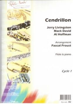 Livingston / David / Hoffman / Proust - Cendrillon - Partition - di-arezzo.fr