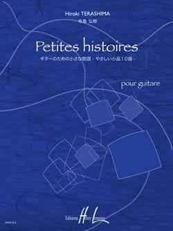 Hiroki Terashima - Petites Histoires - Partition - di-arezzo.fr