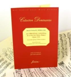 Cavatine Op.110 - Benoît-Tranquille Berbiguier - laflutedepan.com