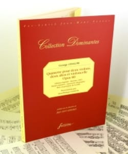 Georges Onslow - Quintette Op.80 - Sheet Music - di-arezzo.co.uk