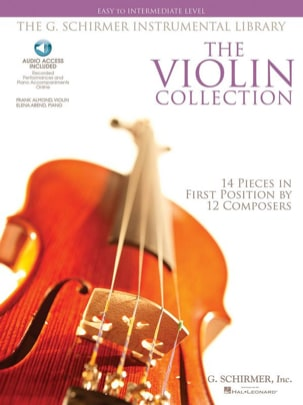 The Violin Collection - Easy To Intermediate Level - Sheet Music - di-arezzo.co.uk