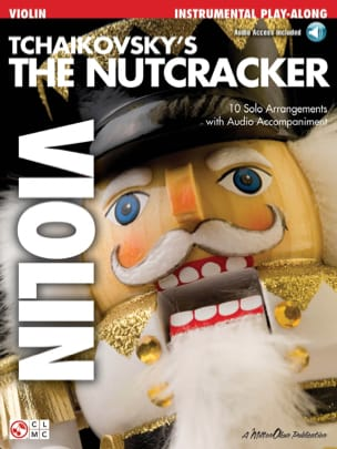 The Nutcracker For Violon TCHAIKOVSKY Partition Violon - laflutedepan