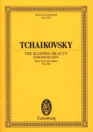 Piotr Illitch Tchaïkovski - Dornröschen-Suite op。 66A - 楽譜 - di-arezzo.jp