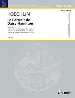 Le Portrait De Daisy Hamilton Op.140 Vol.4 laflutedepan