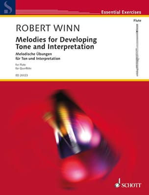 Robert Winn - Melodies For Developing Tone And Interpretation - Sheet Music - di-arezzo.com