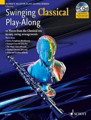 - Clarinet Swinging Classical Play-Along - Partitura - di-arezzo.it