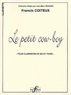 Francis Coiteux - The Little Cow Boy - Partitura - di-arezzo.es