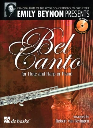 Bel Canto for Flute and Harp or Piano - Sheet Music - di-arezzo.com