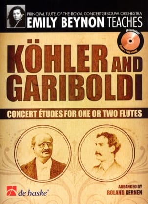 KÖHLER Ernesto / Gariboldi Giuseppe - Concert Studies - Sheet Music - di-arezzo.co.uk