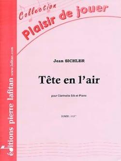 Jean Sichler - Tête En L'air - Partition - di-arezzo.fr