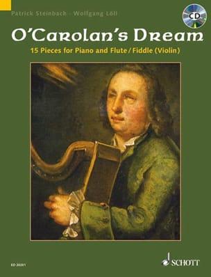 O' Carolan Turlough / Steinbach Patrick / Löll Wolfgang - Carolan's Dream - Partition - di-arezzo.fr