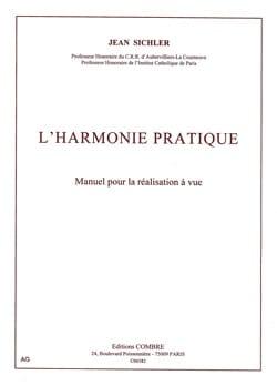 L'harmonie Pratique - Jean Sichler - Partition - laflutedepan.com